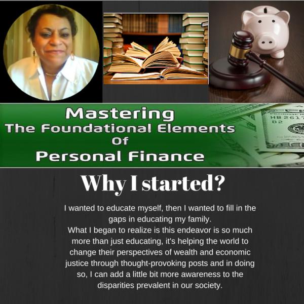 Why I started-1