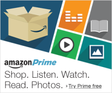 Try Amazon Prime Free for 30 Days